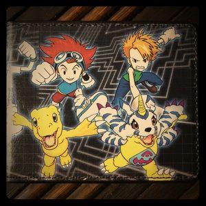 Bi-Fold Digimon Wallet